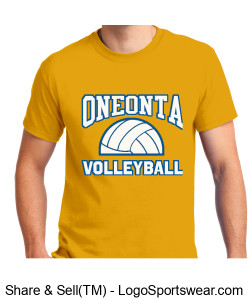 Oneonta Volleyball Design Zoom