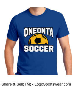 Oneonta Soccer Design Zoom