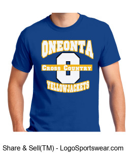 Oneonta Cross Country Design Zoom